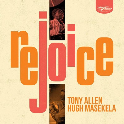 Rejoice Tony Allen, perc. Hugh Masekela, trp. Tom Herbert, guit. basse Elliot Galvin, p. Lewis Wright, vibr. Steve Williamson, saxo. ténor
