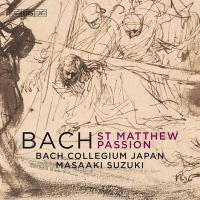 St Matthew Passion, BWV.244 / Johann Sebastian Bach | Bach, Johann Sebastian (1685-1750)
