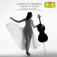 Voice of hope / Camille Thomas, vlc. | Thomas, Camille (1988-....). Musicien. Vlc.