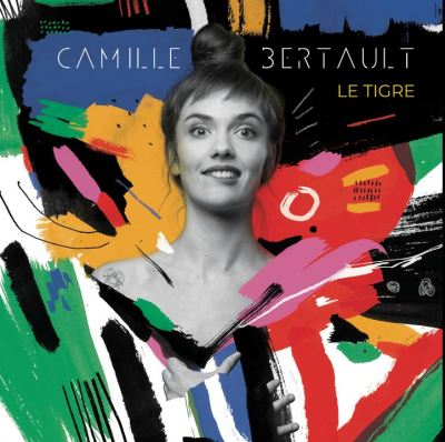 Le tigre Camille Bertault, comp. & chant