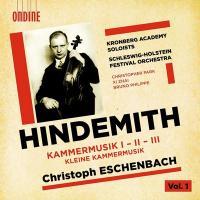 Kammermusik. vol. 1 | Paul Hindemith (1895-1963). Compositeur
