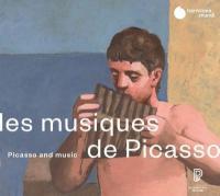 Musiques de Picasso (Les)   Ravel, Maurice (1875-1937)