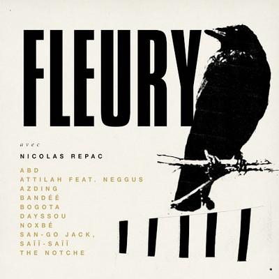 Fleury Nicolas Repac, comp., chant & divers instruments Bandéé, Notche (The), Bogota et al., interpr. ABD, chant Fleury, ens. voc. & instr.