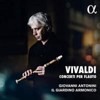 CONCERTI PER FLAUTO : concertos pour flûte | Vivaldi, Antonio (1678-1741)