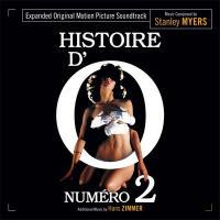 Histoire d'O numéro 2 : bande originale du film de Just Jaeckin | Stanley Myers (1930-1993). Compositeur