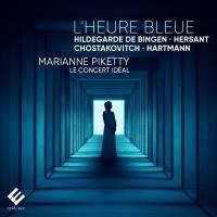 L' heure bleue / Marianne Piketty, vl. & dir.   Piketty, Marianne. Violon. Chef d'orchestre