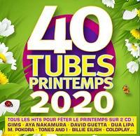 40 tubes printemps 2020 | Aya Nakamura