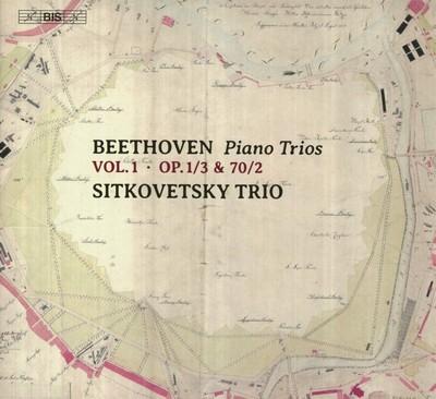 Piano trios vol.1 - Sitkovetsky Trio Ludwig van Beethoven