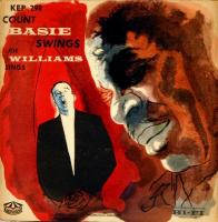 Count Basie swings, Joe Williams sings / Count Basie and his Orchestra, ens. instr. | Count Basie orchestra. Musicien