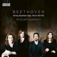 String quartets opp. 132 & 130/133 | Ludwig Van Beethoven. Compositeur