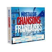 Nostalgie chanson française : anthologie / Gold, ens. voc. & instr. | Chedid, Louis (1948-....). Compositeur. Comp., chant, guit.