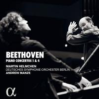 Piano concertos 1 & 4 | Ludwig Van Beethoven. Compositeur