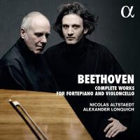 Complete works for fortepiano and violoncello | Ludwig Van Beethoven. Compositeur
