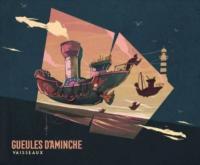Vaisseaux / Gueules d'Aminche | Toucourt, Alex
