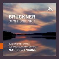 Symhonie N°4, WAB.104, 'Romantische', mi bémol majeur / Anton Bruckner