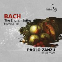 The english suites, BWV.806-811 / Johann Sebastian Bach | Bach, Johann Sebastian (1685-1750)