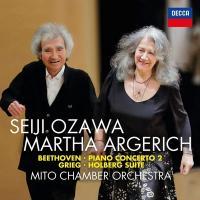 Piano concerto Nʿ2, op. 19, si bémol majeur | Ludwig van Beethoven (1770-1827). Compositeur