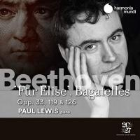'Für Elise', Bagatelles : Opp. 33, 119 & 126 | Ludwig van Beethoven (1770-1827). Compositeur