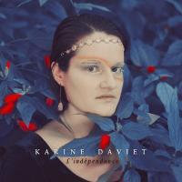 L'iIndépendance / Karine Daviet, chant, guit. et guit. elec. |