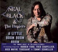 A little boom boom boom / Neal Black & the Healers, ens. voc. & instr. | Black, Neal. Auteur. Compositeur. Producteur de phonogramme