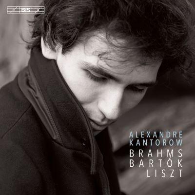 Rhapsody N, op. 79/1, si mineur Johannes Brahms, Béla Bartok, Franz Liszt, comp. Alexandre Kantorow, p.