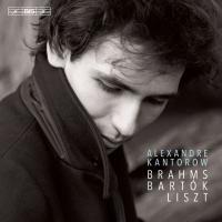Brahms-Bartok-Liszt / Alexandre Kantorow (piano) | Brahms, Johannes (1833-1897)
