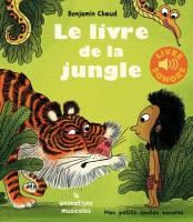 livre de la jungle (Le) : 16 animations musicales | Rudyard Kipling