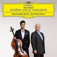Concerto pour violoncelle et orchestre n ̊ 2, B 191, op.104, si mineur. Arrangements pour violoncelle solo et ensemble de violoncelles | Antonin Dvorak, Compositeur