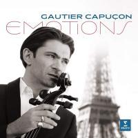 Emotions / Gautier Capuçon, vlc. | Capuçon, Gautier (1981-....). Musicien. Violoncelle