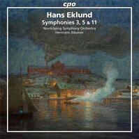 Symphonies 3, 5 & 11