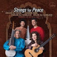 Strings for peace / Sharon Isbin