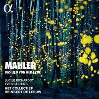 Das lied von der erde   Mahler, Gustav (1860-1911). Compositeur
