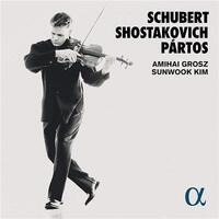 Schubert, Shostakovich, Pártos | Franz Schubert (1797-1828)