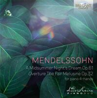 Midsummer night's dream, op. 61 (A) / Felix Mendelssohn Bartholdy