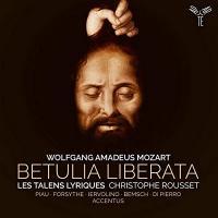 Betulia liberata : azione sacra in due parti, K.118 / Wolfgang Amadeus Mozart | Mozart, Wolfgang Amadeus (1756-1791)
