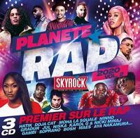 Planète rap 2020 Vol. 2 / Hatik, chant |