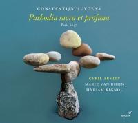 Pathodia sacra et profana | Constantin Huygens, Compositeur