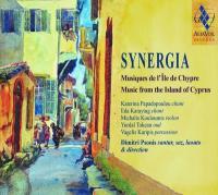 Synergia : musiques de l'île de Chypre | Dimitri Psonis, Chef d'orchestre