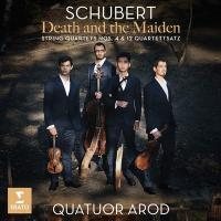 Death and the Maiden : String Quartets Nos. 4 & 12 Quartettsatz | Franz Schubert (1797-1828). Compositeur