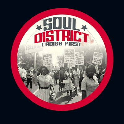 Soul district : ladies first