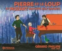 Pierre et le loup et Mozart raconté aux enfants / Sergueï Prokofiev