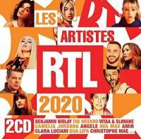 Les artistes RTL : 2020