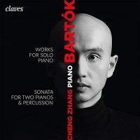 Works for solo piano = Oeuvres pour piano solo   Béla Bartok, Compositeur