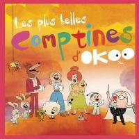 Plus belles comptines d'Okoo (Les) / Gaëtan Roussel   Gaëtan Roussel