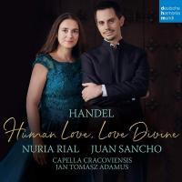Human Love, Love Divine | Georg Friedrich Händel (1685-1759). Compositeur