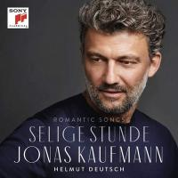 Selige Stunde : romantic songs / Jonas Kaufmann (tenor), Helmut Deutsch (piano) | Kaufmann, Jonas (1969-....) (Ténor)