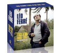 L'âge d'or 1960-1967 : intégrale. vol. 2 | Léo Ferré (1916-1993). Compositeur