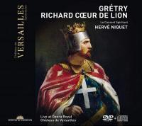 Richard Coeur de Lion / André-Modeste Gretry | Grétry, André-Ernest-Modeste (1741-1813)