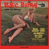 Panic button : bande originale du film de George Sherman | Georges Garvarentz (1932-1993). Compositeur