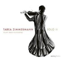 Tabea Zimmermann plays Bach and Kurtäg : Solo II / Johann Sebastian Bach, Gyorgy Ligeti, Tabea Zimmermann, alto |